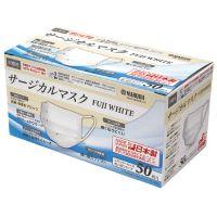 サージカルマスク FUJI WHITE 50枚