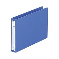 パンチレスファイル F-373-9 B6E 藍