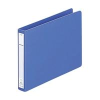 パンチレスファイル F-374-9 A5E 藍