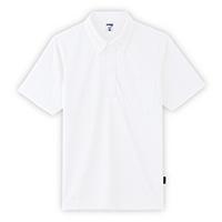 ドライポロシャツ MS3119 ホワイトM