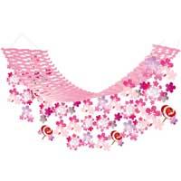 △番傘桜プリーツハンガーSPPH4213