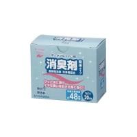 ポータブルトイレ用消臭剤粉末タイプ20包