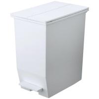 棚下で使えるペダルダストボックス45L
