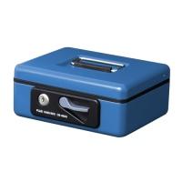 △小型手提金庫 CB-060G ブルー