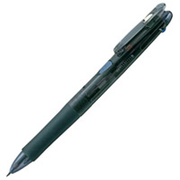 ボールペン クリップオンG 3色 B3A3-BK 黒