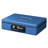 小型手提金庫 CB-040G ブルー