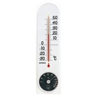 温湿度計 TG-6621 ホワイト