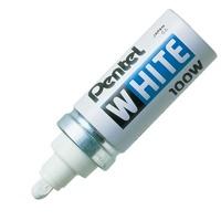 油性マーカー ホワイト X100-WD 太字