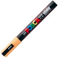 ポスカ PC-3M.54 細字 うす橙