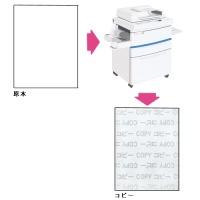 コピー偽造防止用紙 A4 1047 100枚