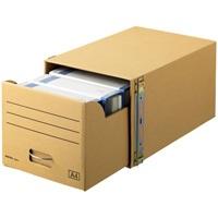 書類保存キャビネット A4判用*1個 D045J