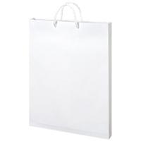 額縁手提袋 ベ584 白 A3 10枚