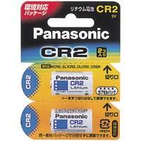 カメラ用リチウム電池 CR-2W/2P 2個