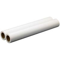 直接感熱紙 KRL850 A0 白/黒発色 2本