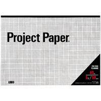 プロジェクトペーパー PPA35S A3 5mm方眼
