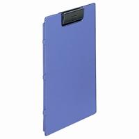 クリップファイル F-2650-8 A4E 青