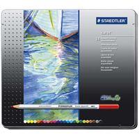 カラト水彩色鉛筆 125M24 24色