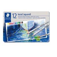 カラト水彩色鉛筆 125M12 12色