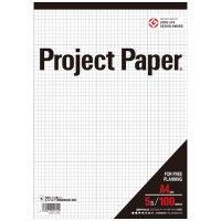 プロジェクトペーパー PPA45S A4 5mm方眼