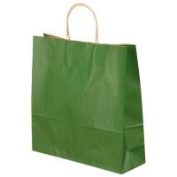 手提袋 T-6 1664 緑 50枚