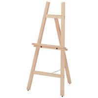 イーゼル HEWC-12 木製 白木タイプ