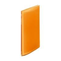 クリヤーブック10P G3100-4 A4S オレンジ