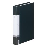 名刺帳 G8802-24 500名 A4 30穴 黒