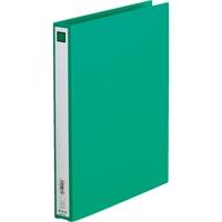 リングファイル 612 A4S 33mm 緑