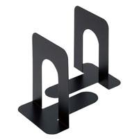 ブックエンドL 黒10個(2個*5組)B168J-L-BK5