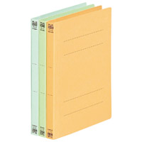 フラットファイル 10冊 A5-Sタテ型