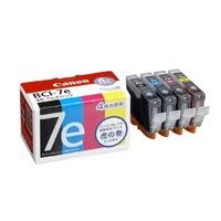 インクカートリッジ 4色 BCI-7E 4MP 3個_選択画像01