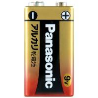 アルカリ乾電池 9V 6LR61XJ/1S