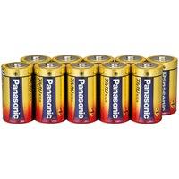 アルカリ乾電池 単1 LR20XJN/10S 10本