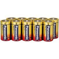 アルカリ乾電池 単2 LR14XJN/10S 10本