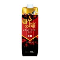 ※リキッドコーヒー 無糖 1L/6本 2箱