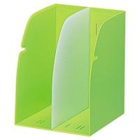 ブックスタンド G1620-6 黄緑
