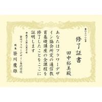 賞状用紙 10-1187 A3 縦書 100枚_選択画像02