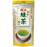 牧の香り深蒸し緑茶800 亀 100g