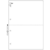 プリンター帳票 BP2003WZ A4 白/2面 2400枚