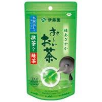 ※おーいお茶 抹茶入り緑茶 100g/袋