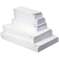 ホワイト封筒ケント紙 長3 500枚 P281J-N3