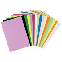 色画用紙R 8ツ切 10枚ひまわり 318