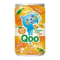 ※Qoo みかん 160g/30缶