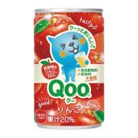 ※Qoo りんご 160g/30缶