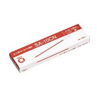 ボールペン替芯 SA10CN.15 赤 10本