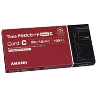 タイムパックカード(6欄印字)C