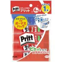 △プリットR セリース 強粘着4P+カラー1P