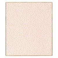 色紙 33137006 二つ折花柄ピンク