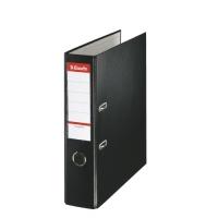 レバーアーチファイル 48067 A4S 黒 10冊