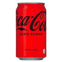 ※コカコーラ ゼロシュガー350ml缶 24本1箱